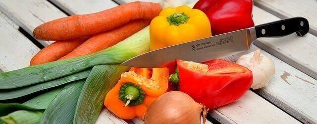 冷凍できない野菜は調理して保存