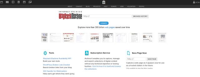 SEO対策で役立つ無料ツールのInternetArchiveを紹介