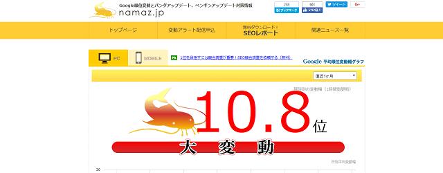 SEO対策で役立つ無料ツールのnamaz.jpを紹介