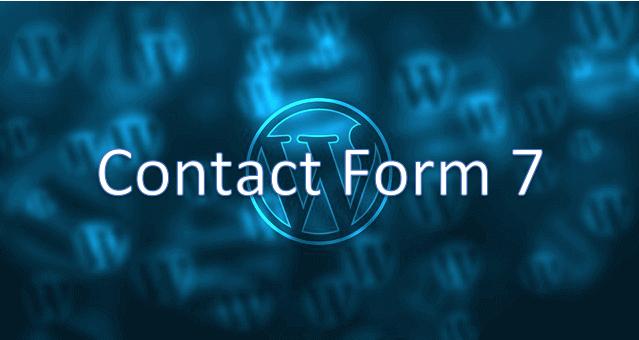 WordPressプラグインContact Form 7の概要と設定方法