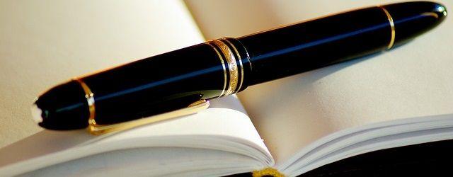 ブログの正しい書き方を基本に本気で執筆する