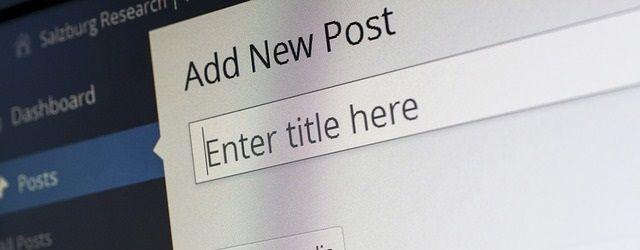 WordPress 5.0の新エディタ「Gutenberg」とは
